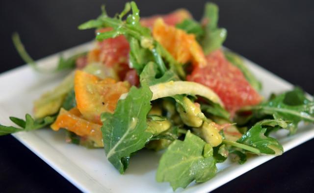 Citrus, Avocado, and Jicama Salad | I RUN. Therefore, I EAT. | Pinter ...