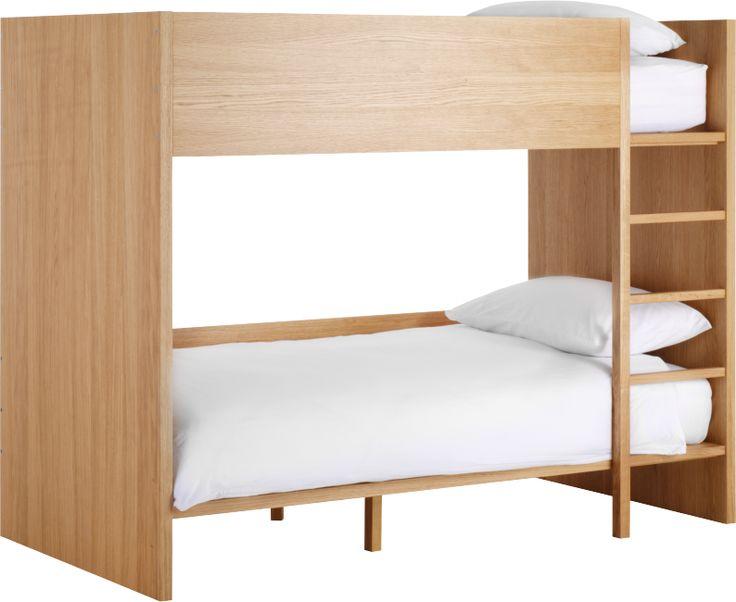 ando lit superpos habitat chambre d 39 enfant pinterest. Black Bedroom Furniture Sets. Home Design Ideas