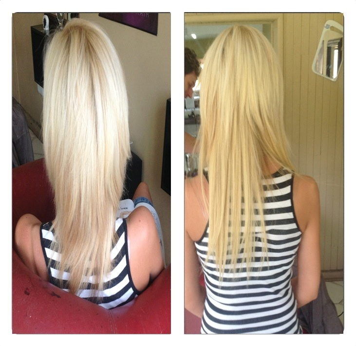Tape In Hair Extensions Length 89