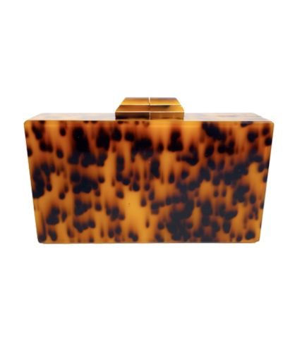 Tortoiseshell Clutch // Design Darling