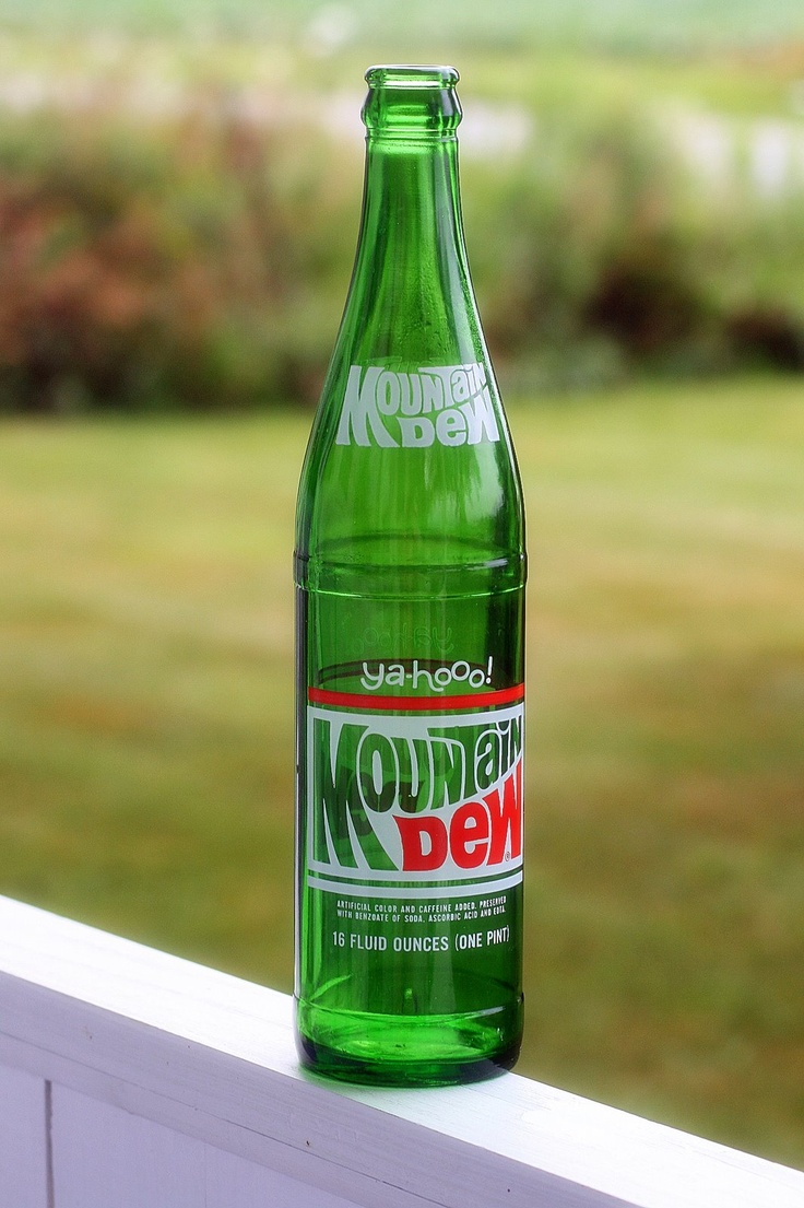 Dating mountain dew bottles