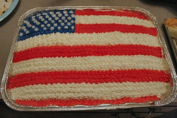 Cake Design England : England Flag Cake Cake Ideas and Designs