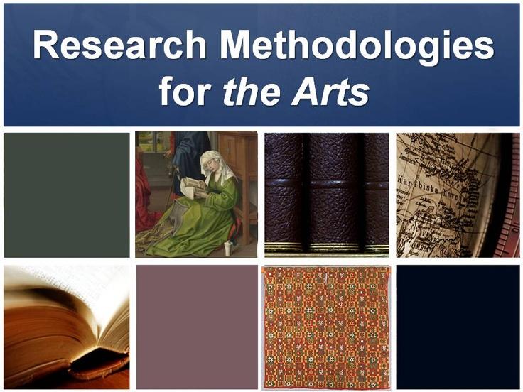 Creative Writing methods of presenting art subjects humanities