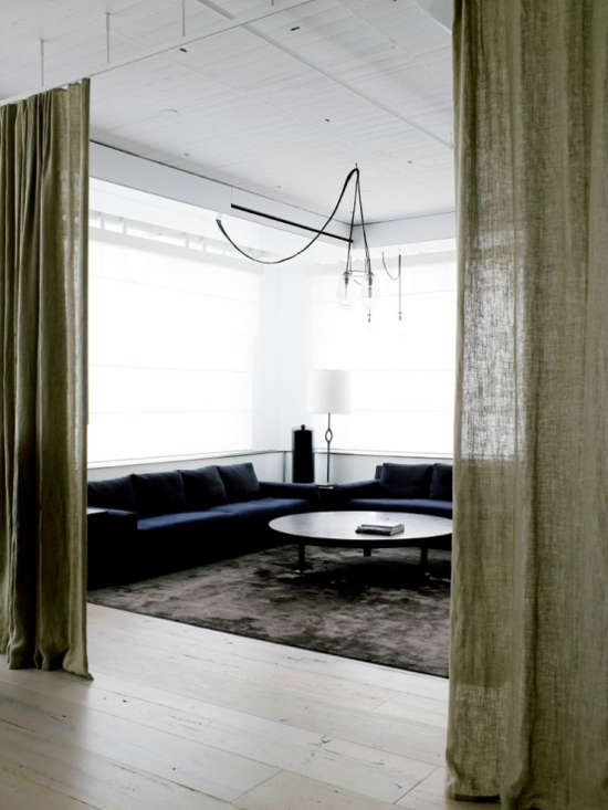NYC LOFT: Tribeca Loft Apartment. 2/9/2012 via Desire to Inspire
