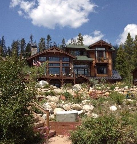 Pin by brooke essick on dream home pinterest for Grand lake oklahoma cabin rentals