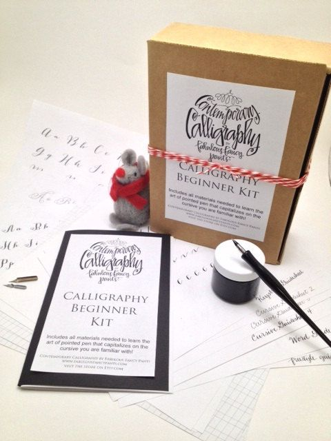 Calligraphy For Beginners In Pdf