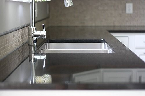 Sealing Granite Countertops Lowes : How to seal granite - done but feels kind of funky now...