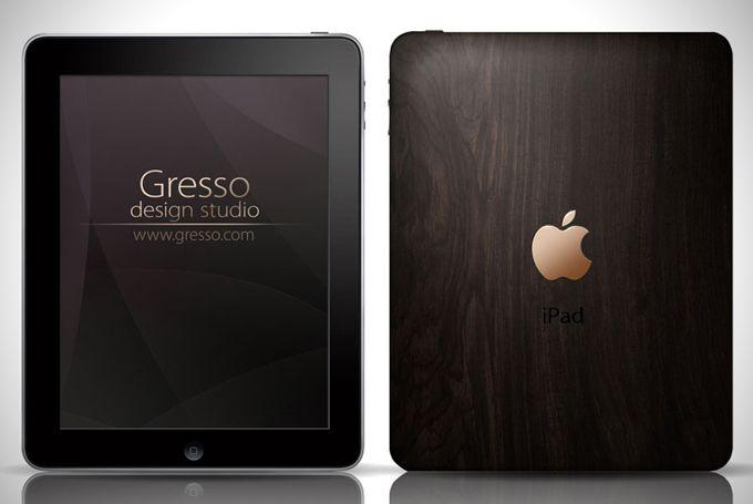 Gresso African Blackwood iPad