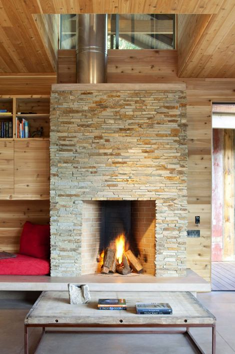 Rumford Fireplace Furniture And Design Pinterest