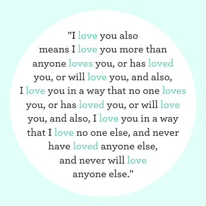 I Love You Quotes Pinterest : love you BEAUTIFUL! :-)