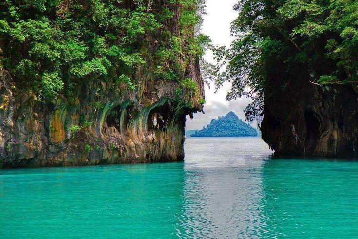 Krabi & Hong Islands, Thailand.  Turqouise  Pinterest