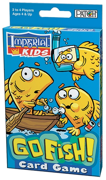 Go fish family game night pinterest for How do you play go fish