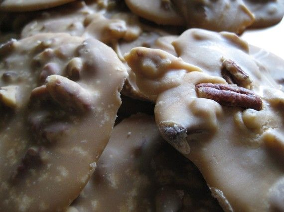 Southern Pecan Praline Chunks - 3/4 Pound - 12oz. Bestselling Classic ...