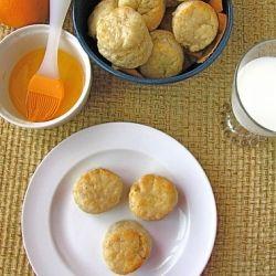 Walnut Butter Scones with Honey-Orange Glaze plus a giveaway.