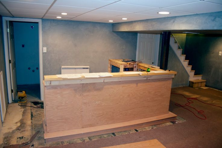 Pinterest for How to build a bar in my basement
