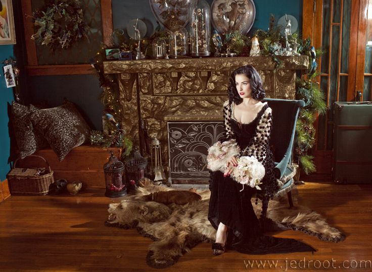 Dita Von Teese | Houses & Interiors | Pinterest Dita Von Teese