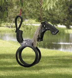 Recycled Tire Swing