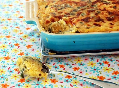 spaghetti squash and chard gratin | My kind of food. | Pinterest