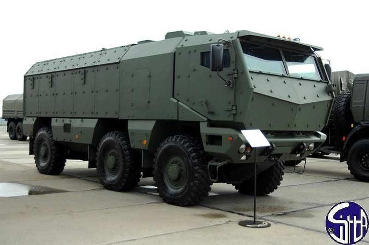 6x6 armored car concept - photo #35