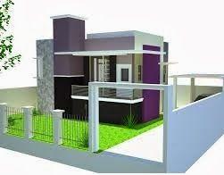 desain rumah minimalis modern 1 lantai minimalist home