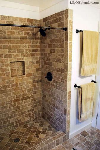 Country rustic bathroom new home ideas pinterest for Country rustic bathroom ideas