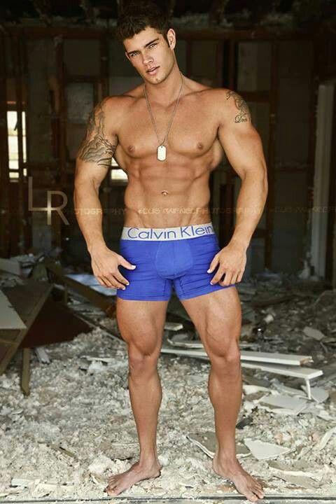 Tattoo #ink #Hottie #sexy #guys #men #shirtless #underwear