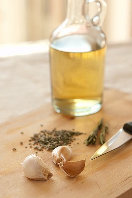 Garlic, Rosemary and Olive Oil | Olive Trees, Olives & Olive Oil | P ...