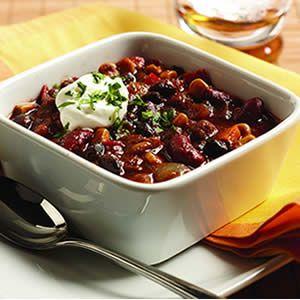Southwestern Black Bean Chili Recipes — Dishmaps