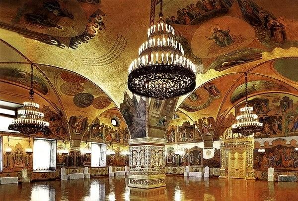 Kremlin Palace Inside Inside Moscow Kremlin ...
