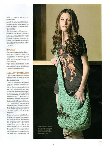 Clarín Crochet 2010 Nº 09 - Melina Crochet - Álbumes web de Picasa