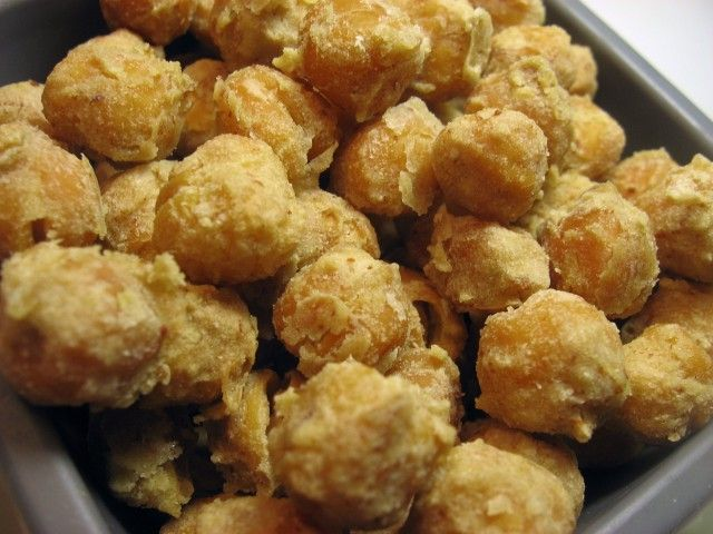crispy spiced chickpeas recipe salad with crispy spiced chickpeas ...