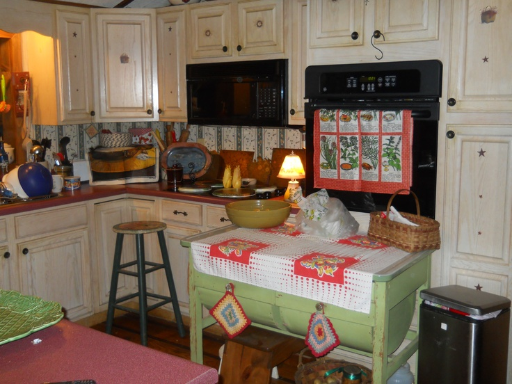 My country kitchen my country home pinterest