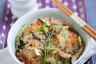 Vegetable Fried Noodles   recipes   Pinterest