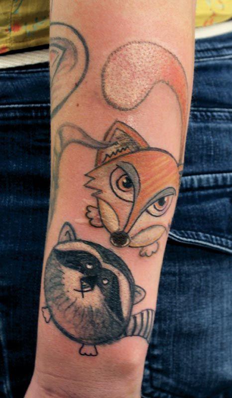 Pin by Eva Ritzrow on Tattoo - Part II | Pinterest