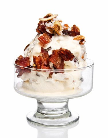 Bourbon Praline Pecan Bacon Ice Cream | Southern Culture Artisan Foods ...