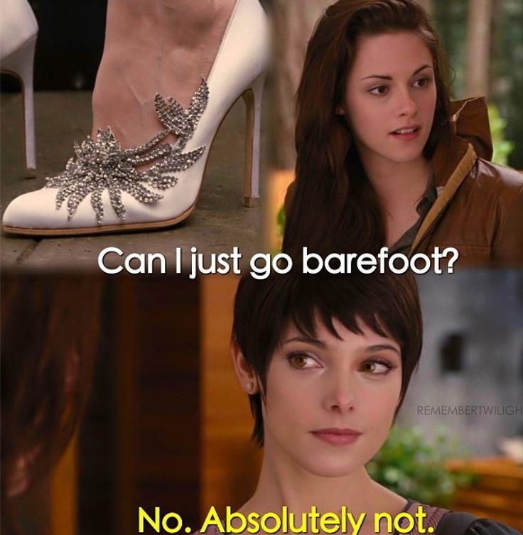 barefoot? | Twilight | Pinterest