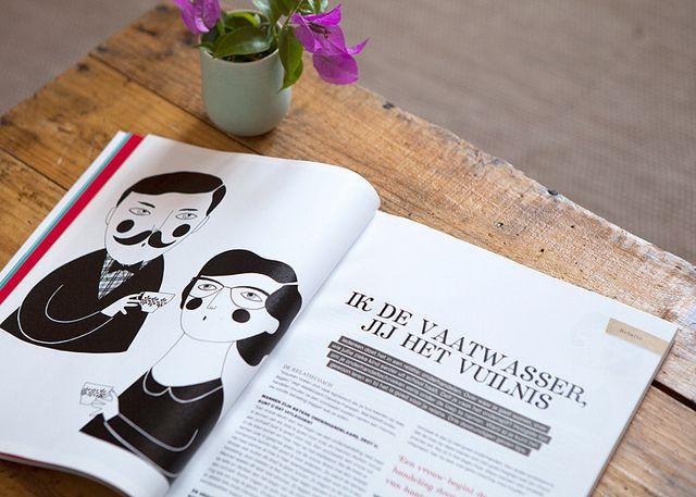 Depeapa en Flow Magazine. www.depeapa.com
