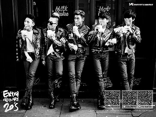 Big Bang dominates first half of 2012, expected to surpass half-million mark in album sales