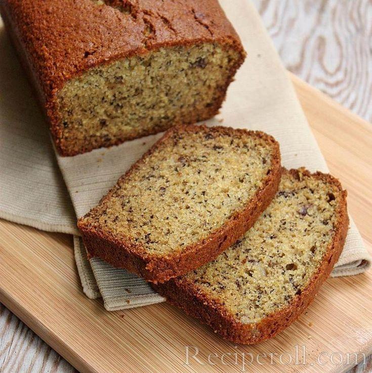 Quick And Easy Banana bread | Recipes | Pinterest