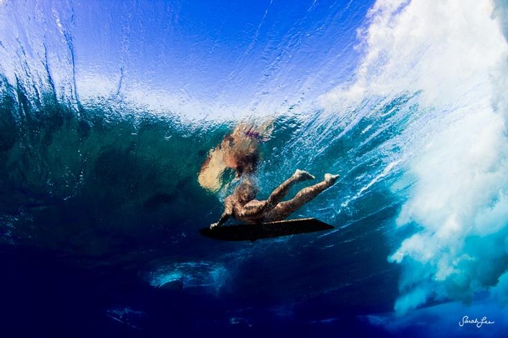 Underwater / Sarah Lee