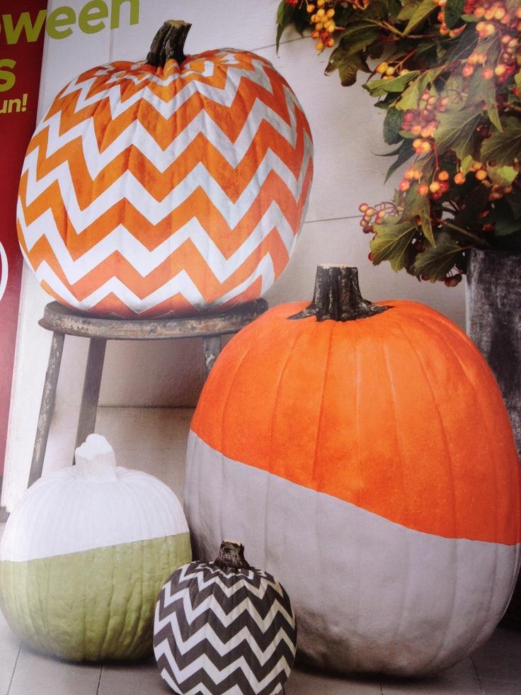 Halloween Pumpkin Painting Ideas Fall The Best Season