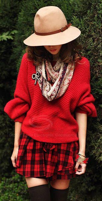 Prom dress:Sweater