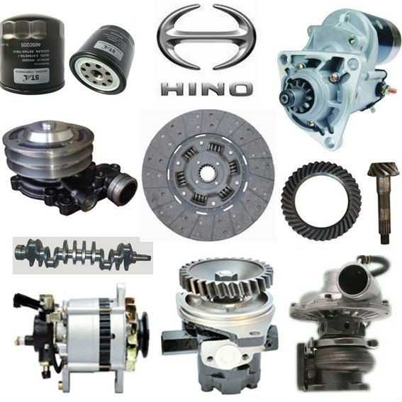Hino Engine Parts : Hino fuel filter get free image about wiring diagram