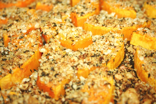 with butternut squash food sunday snacks crusted butternut squash ...