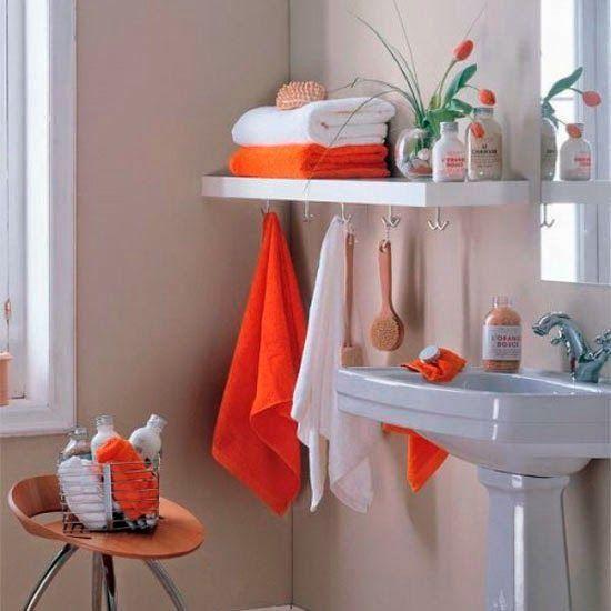 Decoracion De Baños Facilisimo: ideas para baños pequeños
