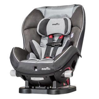 evenflo triumph lx convertible car seat. Black Bedroom Furniture Sets. Home Design Ideas