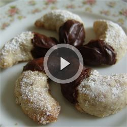 Viennese Crescent Holiday Cookies - Allrecipes.com