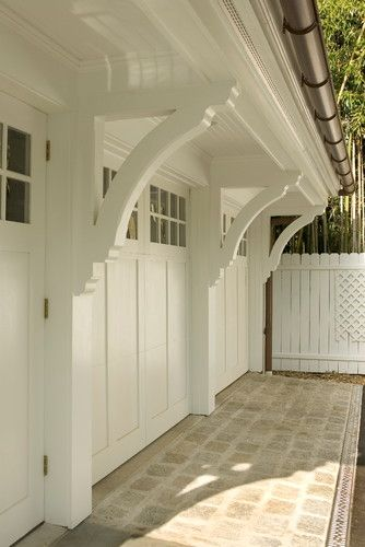 Brackets exterior house love pinterest for Exterior house brackets