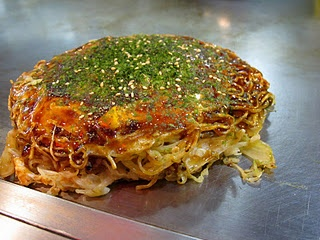 Hiroshima Style Okonomiyaki...Yum! | Food culture | Pinterest