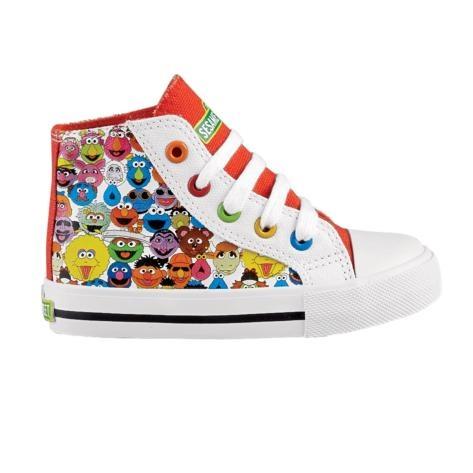 Sesame Street Hi-Top | Theme Parties - Sesame Street ...